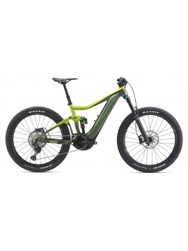 Giant Trance E+ 1 Pro PWR6 27.5 Yellow/Army